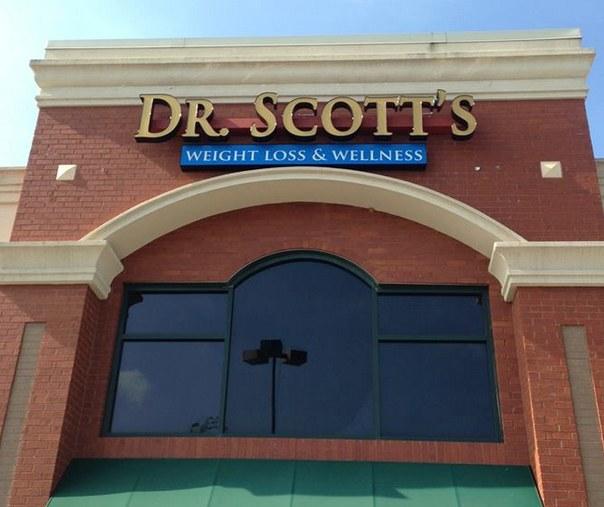 Dr. Scott Building in Charlotte