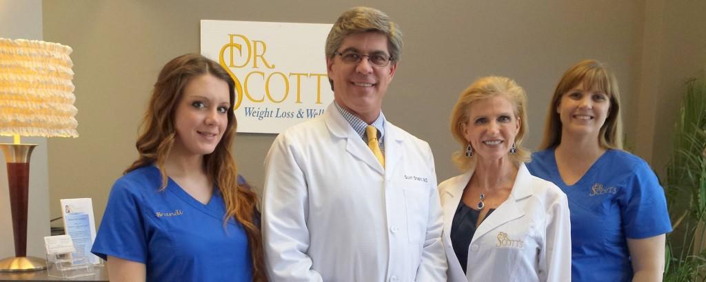 Dr. Scott Wellness Staff Charlotte NC