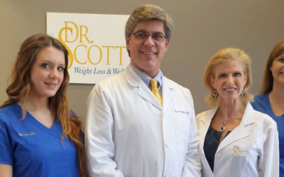 What is Dr. Scott's Center for Age, Weight and Hormone Management?