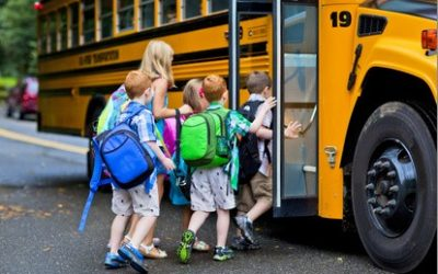 A New School Year for Them: A New Start for You