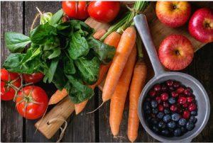 fruits and vegetables www.DoctorScotts.com
