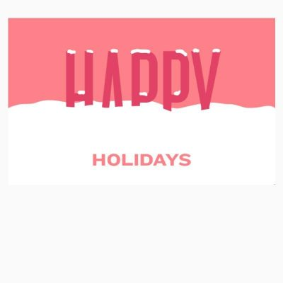Holiday Gift Card for Dr. Scott's Restorative Health & Aesthetics